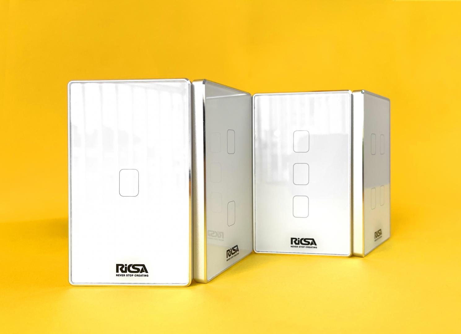 Công tắc cảm biến thông minh RICSA C309 3LOOP