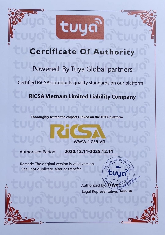 RICSA P600 Khóa cửa FACE ID Vân Tay Cao Cấp
